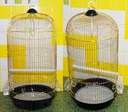 Клетка для средних и мелких попугаев,  из высококачественных материалов