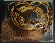 эксклюзивная ринговка  и браслет в комплекте